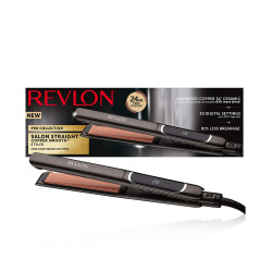 Salon Straight Copper Smooth Styler