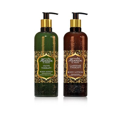 Olive Therapy Body Lotion With Caffeine Therapy Body Lotion - 2 x 400 ml