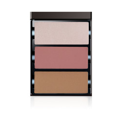 Theory I Enamored Face Palette - Vpc01
