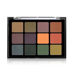 Eyeshadow Palette - Dark Matte - Vpe04