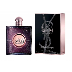 YSL Black Opium Nuit Blanche Eau De Perfume for Women -  90 ml