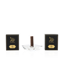 Abeer Smart Oud - 10 Sticks with A Crystal Stand