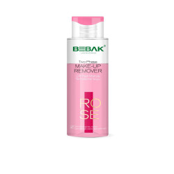 Dual Phase Make-up Cleansing Water With Rose Extract  - 400 Ml