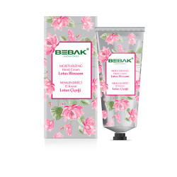 Moisturizing Hand Cream - Lotus Flower - 60 Ml