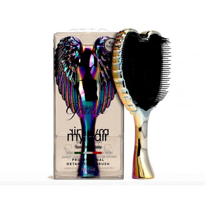 Hair Brush - Iridescent - Large